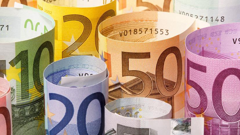 Инфляция в Еврозоне замедлилась