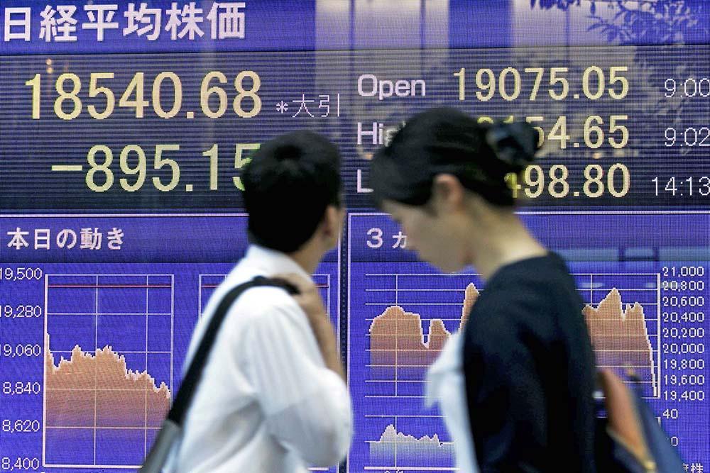 Обзор ситуации на фондовых рынках Азии