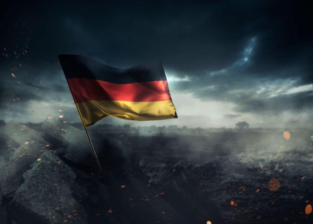 Промышленность Германии переживает сильный спад